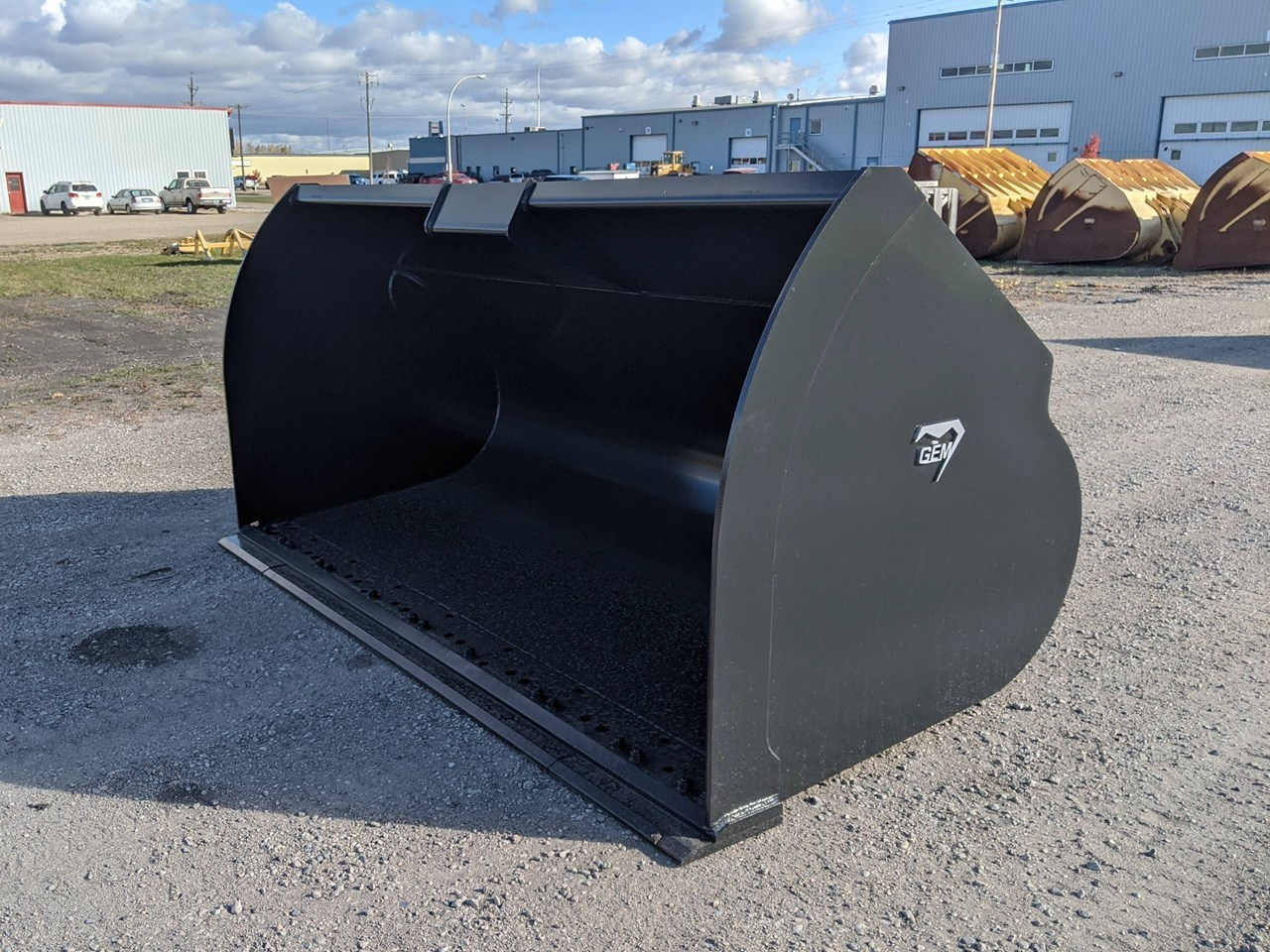 2020 GEM WA320B-SNOW Loader Bucket For Sale
