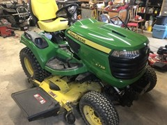 Lawn Mower For Sale 2014 John Deere X738 , 25 HP