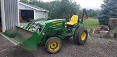 Tractor - Utility For Sale 2006 John Deere 2520 , 26 HP