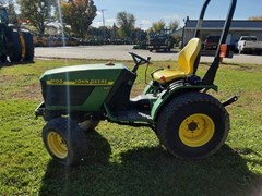 Tractor - Compact Utility For Sale 2000 John Deere 4100 , 20 HP