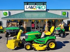 Lawn Mower For Sale 2015 John Deere X730 , 25 HP