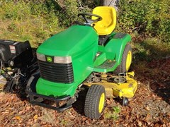 Lawn Mower For Sale 1999 John Deere 345 , 20 HP