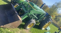 Tractor - Utility For Sale 1980 John Deere 2640 , 70 HP