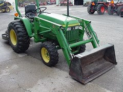 Tractor - Compact For Sale John Deere 790 , 25 HP