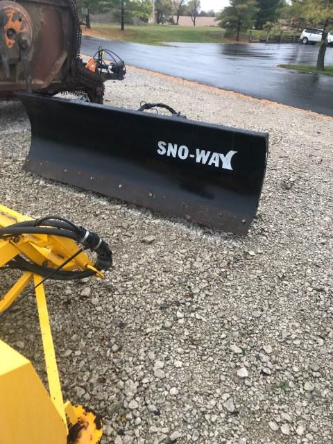 2013 Sno-Way 29HD 7.5' Snow Blade For Sale
