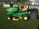 Riding Mower For Sale:  2010 John Deere X300R , 17 HP