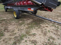 Header Trailer For Sale Homemade 25 FOOT