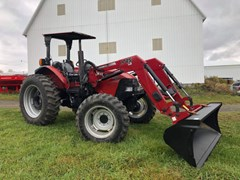 Tractor - 4WD For Sale 2012 Case IH FARMALL 110A  , 110 HP