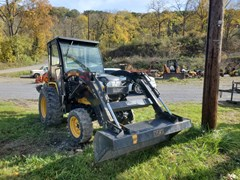 Tractor - Compact Utility For Sale 2009 Cub Cadet Yanmar EX3200 , 32 HP