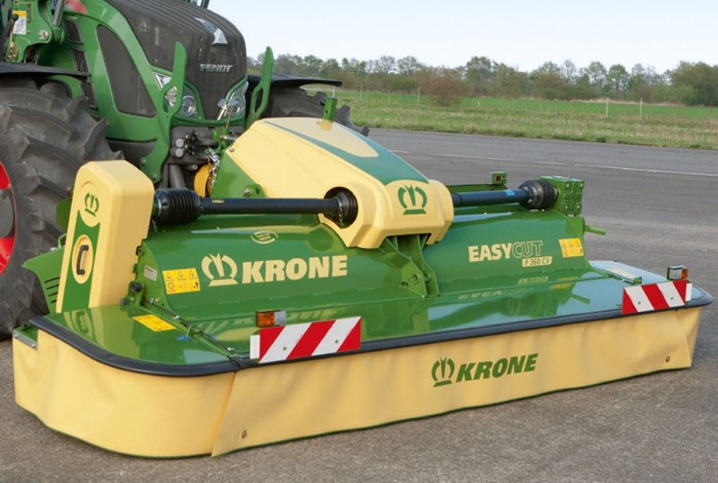 2021 Krone ECF360CR Mower Conditioner For Sale