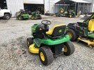 Riding Mower For Sale:  2002 John Deere L110 , 17 HP