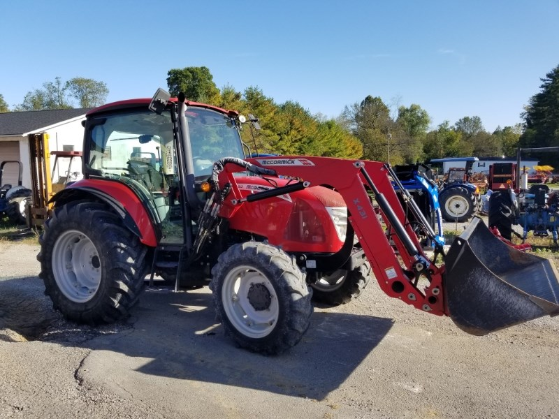 2014 McCormick X4.50 Tractor For Sale