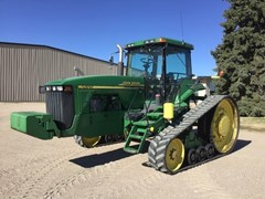 Tractor - Track For Sale 2000 John Deere 8410T , 275 HP