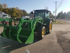 Tractor - Utility For Sale 2011 John Deere 6140D , 138 HP
