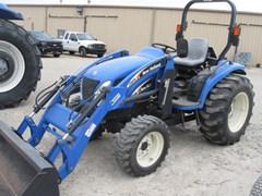 Tractor For Sale 2007 New Holland TC40DA , 40 HP
