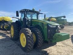 Tractor - Row Crop For Sale 2018 John Deere 8370R