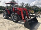 Tractor - Utility For Sale:  2018 Massey Ferguson 4708 , 80 HP