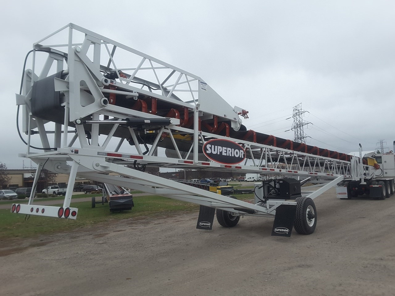 2020 Superior 36X80PRSC Conveyor - Stacking For Sale
