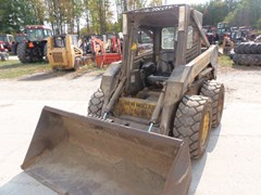 Skid Steer For Sale 2008 New Holland L170 , 52 HP