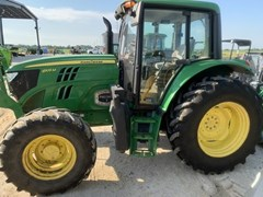 Tractor - Utility For Sale 2014 John Deere 6105M , 105 HP