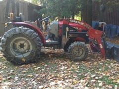 Tractor - Compact Utility For Sale 2012 Case IH 35B , 38 HP