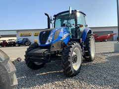 Tractor For Sale 2021 New Holland T5.120 , 117 HP