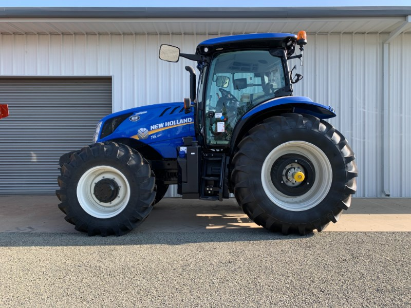 2021 New Holland T6.180 Tractor For Sale