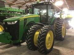Tractor - Row Crop For Sale 2014 John Deere 8345R , 345 HP