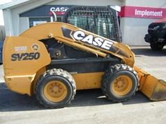 Skid Steer-Track For Sale 2011 Case SV250 , 82 HP