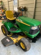 Riding Mower For Sale:  2007 John Deere X700