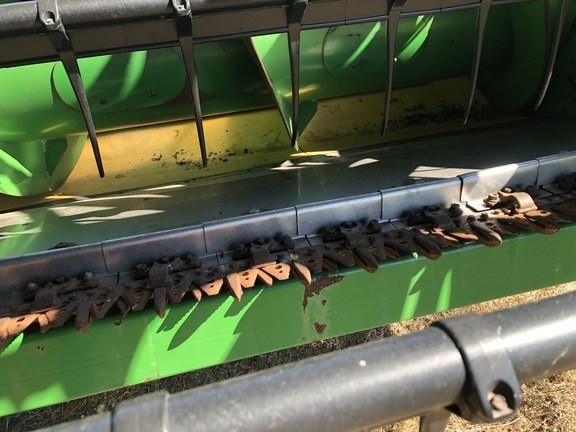 2004 John Deere 630F Header-Auger/Flex For Sale