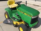 Riding Mower For Sale:  1993 John Deere LX178