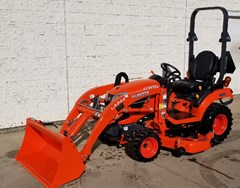 Tractor - Compact For Sale 2020 Kubota BX2680RV60D