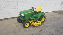 Riding Mower For Sale 2008 John Deere X728
