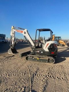 Excavator-Track  Bobcat E42 T4