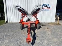Hay Rake-Unitized V Wheel For Sale 2008 Kuhn SR108