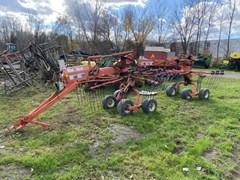 Hay Rake For Sale Kuhn GA6002