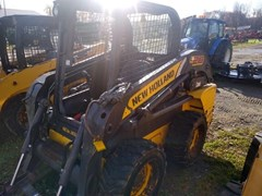 Skid Steer For Sale 2013 New Holland L218-T4B