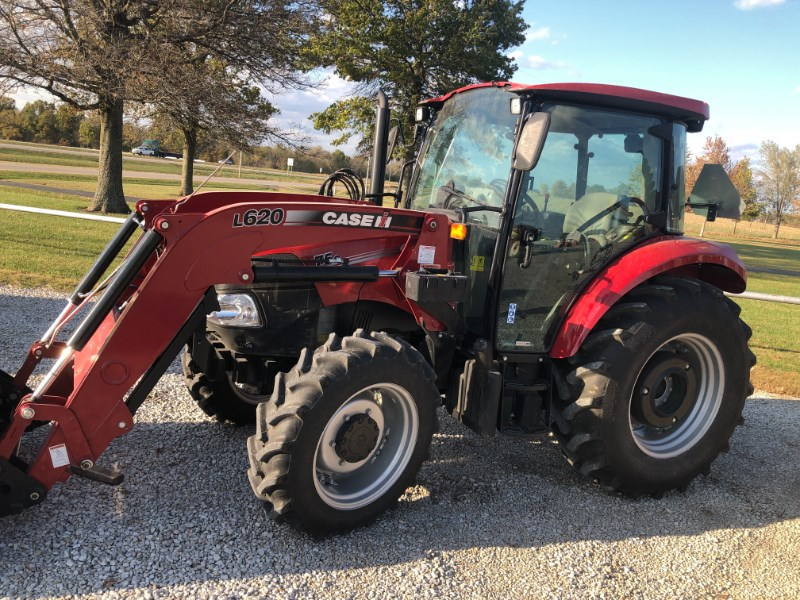 2019 Case IH 75C Tractor For Sale