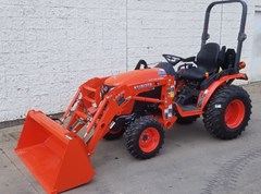 Tractor - Compact For Sale 2020 Kubota B2601HSD-1