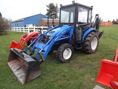 Tractor - Compact Utility For Sale New Holland TC45D , 45 HP