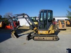 Excavator-Mini For Sale 2006 John Deere 35D
