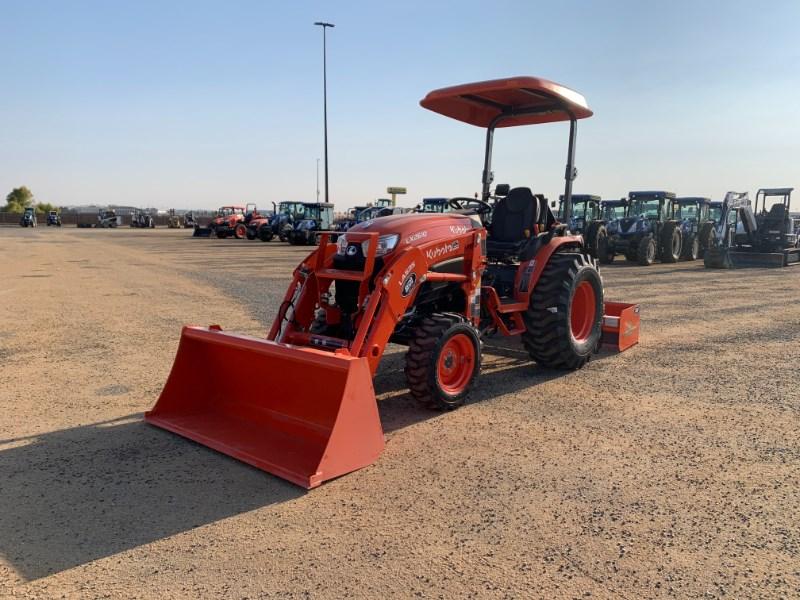 2021 Kubota LX2610 Tractor For Sale