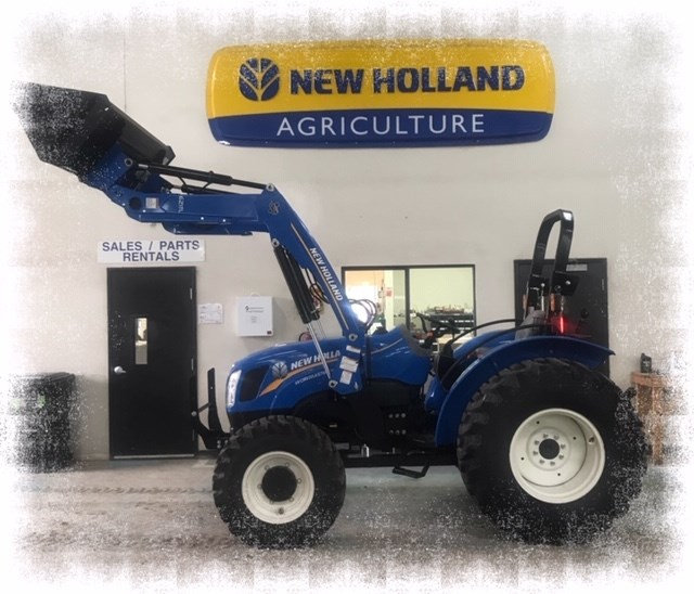 2018 New Holland WORKMASTER 70 Tractor - 4WD For Sale
