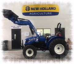 Tractor - 4WD For Sale:  2018 New Holland WORKMASTER 70 , 70 HP