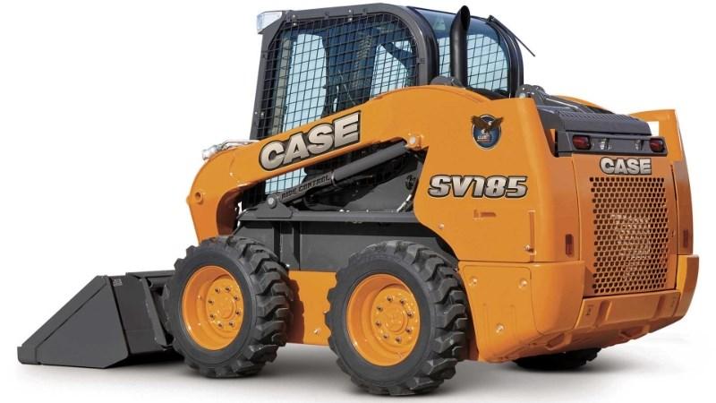 2020 Case SV185B Skid Steer For Sale