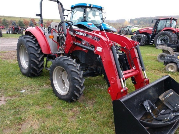 2015 Case IH FARMALL 75C Tractor For Sale