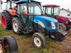Tractor For Sale 2011 New Holland T4030 , 76 HP