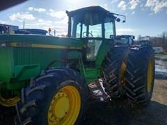 Tractor - Row Crop For Sale 1993 John Deere 4960 , 200 HP