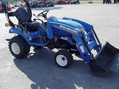 Tractor - Compact For Sale 2018 New Holland workmaster 25s , 25 HP